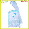China manufacturer NEW design folding baby travel crib