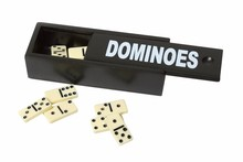 Domino Set Games Chinese Manufacturers In Wooden Box