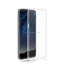Clear Case For Samsung Galaxy S8 S8 Plus S7 S6 edge Note 8 Coque Transparent Cover Luxury Soft TPU Shell Ultra Thin Note 8 S8
