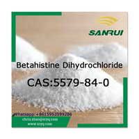 Hot sale and low price of Betahistine 2HCl, cas 5579-84-0 Betahistine Dihydrochloride