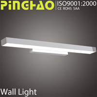 Hand painted 300K SAA 30w wall mounted led track lighting