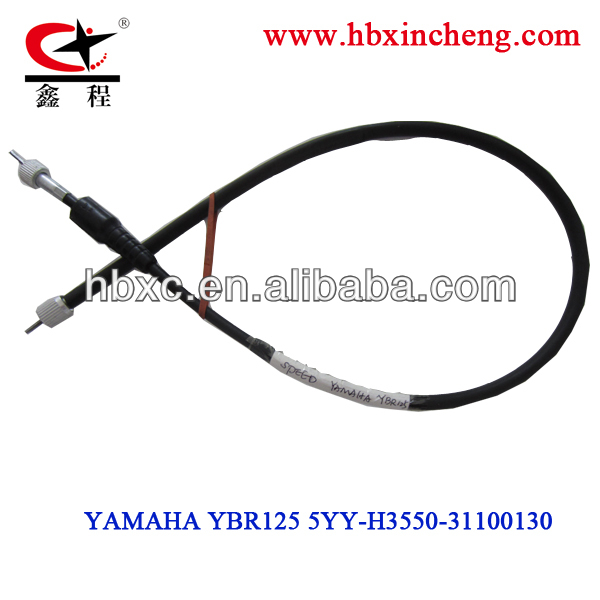 motorcycle speed cable YBR125 for Colombia,motorcycle spare parts