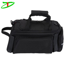 Stylish appearance cycling bike rack trunk rear seat shoulder bags bicycle transport bag