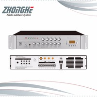 High Quality 500W Public Address Amplifier