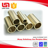 seamless C68700 C2300 thick walled brass tube, seamless brass tube