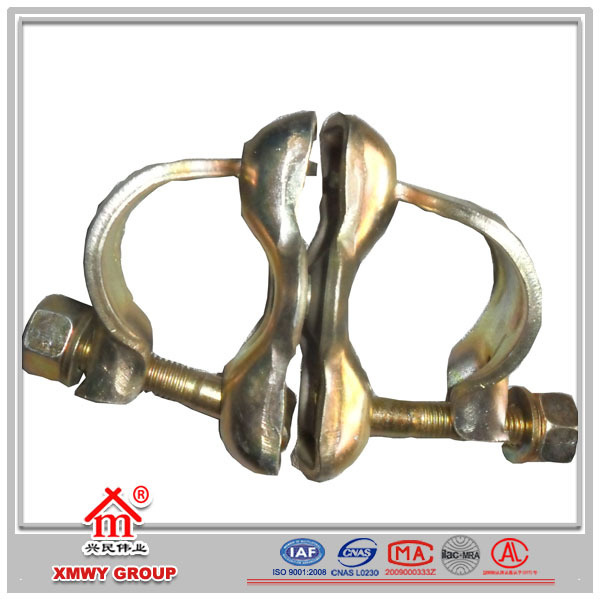 Metal Building Materials Scaffolding System Scaffold Fittings Couplers/Clamps