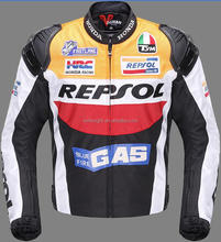 Motorcycle Men's Racing Jacket Suit Moto Riding Jackets