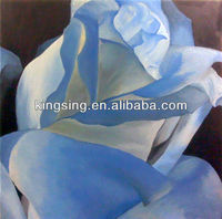 HOT !!! famous flower pictures rose painting