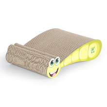Wholesale Toy Scratching Board and Cat Corrugated Scratcher Cardboard