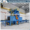 wrought iron furniture shot blasting equipment