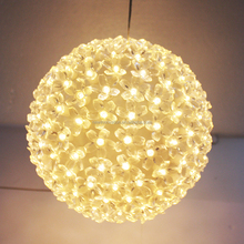 China 200L wedding flower balls light for decoration