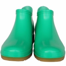 Colorful wearproof ankle length wellies
