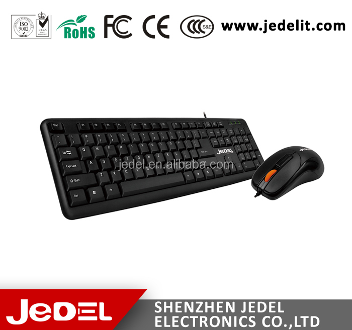 colored wireless keyboard and mouse combo folding wireless bluetooth mouse and keyboard mini ----------KC9 JEDEL wire keyboard