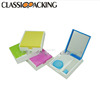 Popular easy carry free sample contact lens case box
