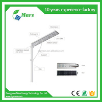 New design adjustable solar led street light solar lamp 15w 20w 30w 40w