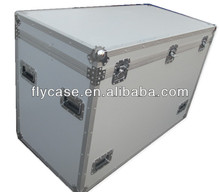 cable aluminum tool case flight case with wheeled with good quality