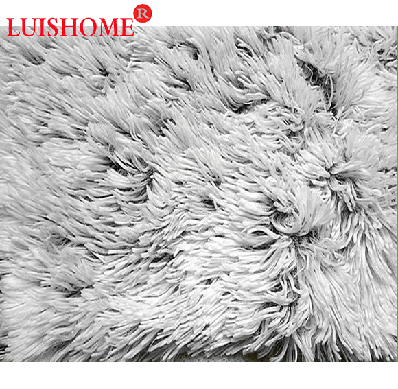 100 Polyester Long Hair Plush Fur Buy Plush Fabric For Toys 2017 new design
