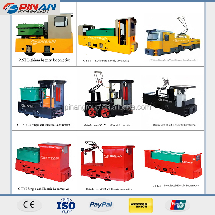 China manufacture competitive made in china battery locomotive charger