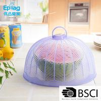 Top 10 save 5% free sample ecofriendly Shunfu 526 47*47*15 round plastic fruit food cover