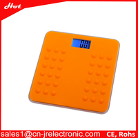Silicon cover Good Price 180KG Electronic Human Measurement Body Digital Weight Machine