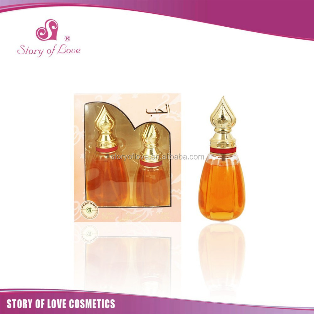 elegant fashion women perfume gift set