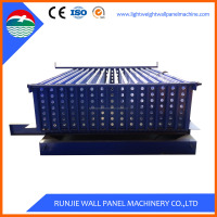 Precast Concrete Hollow Core Slab Machine