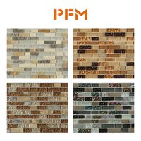 PFM Classic Glass Mosaic Tile For Home Decorating