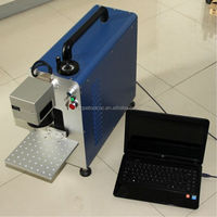 High precision sale cheap competitive price portable metal fiber laser marking machine