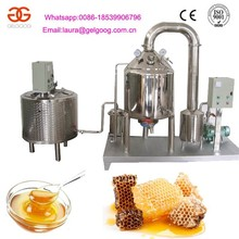 honey processing plant/honey processing equipment/honey processing and packing machine