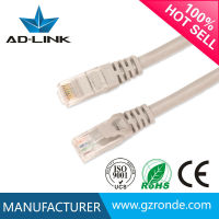 High reliability copper/ tin copper ftp cat6 jumper wire 24awg 300m