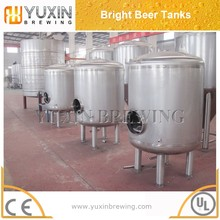 10BBL 20BBL 30BBL restaurant brewery project,micro beer brewing bright beer tank brewing equipment