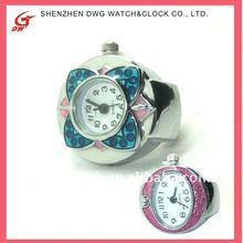 Wholesale Quartz Ring Watch for Girls Boys