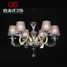 CENYU new classic Die casting european chandelier lamp wall light pendant light bpl tv remote control