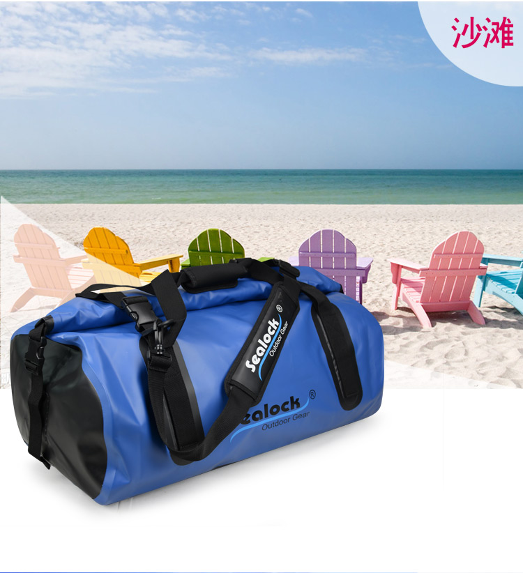 2019 Hot fashion outdoor sports Waterproof Duffel bag & Travel bagl
