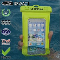 waterproof phone bag cover case dry pouch for iphone 5