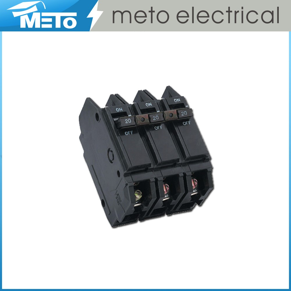 MHQC 60 Amp Bolt-On Type Circuit Breaker/Interruptor de caja moldeada/circuit breaker