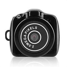 Hidden mini DV camera webcam