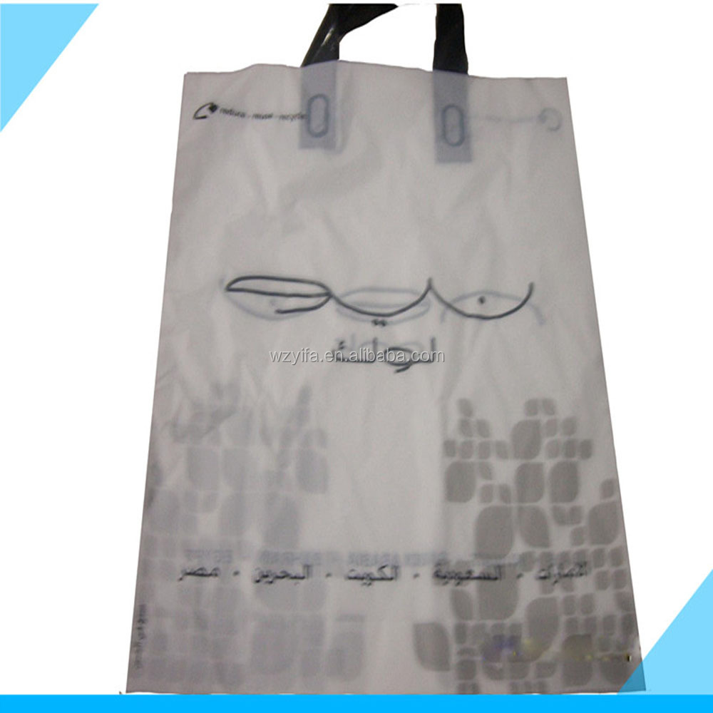 handle plastic bag