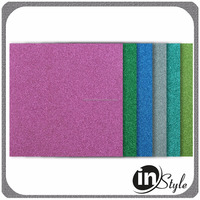 Wholesale glitter cardstock paper scrapbook paper cheap price
