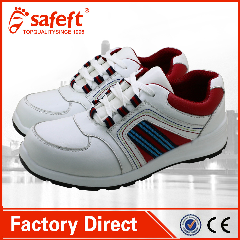 New production for White and lightweight work shoes