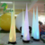 Party Decoration LED Lighting Inflatable Cones with Led Light