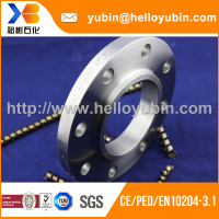 High precision OEM CNC lathe forging swivel flange with rich experience