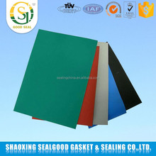 Factory customized best sales NBR/EPDM/VITON/silicone thin Rubber sheet