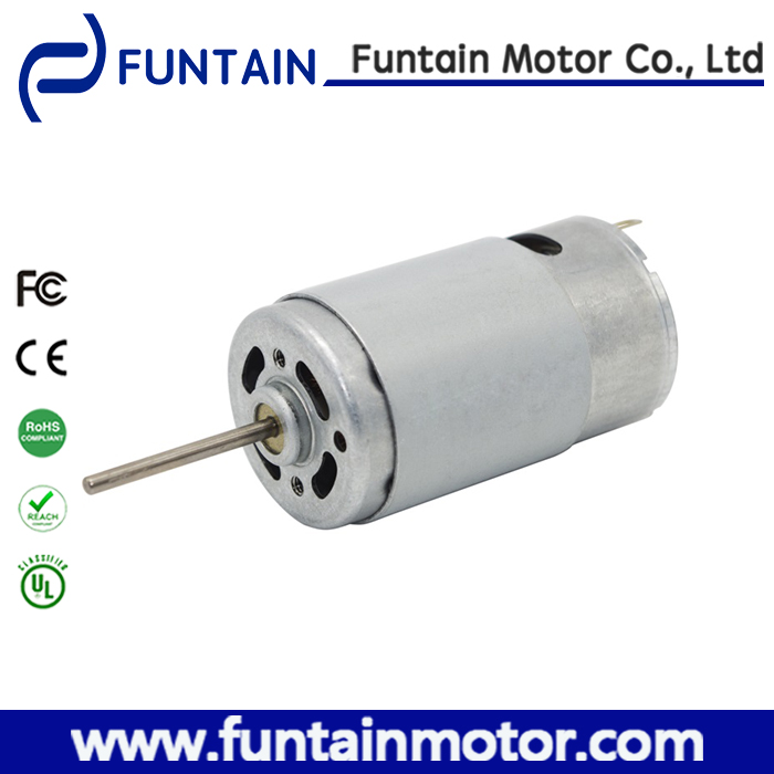 12v 20000rpm battery operated dc motor long shaft for blender