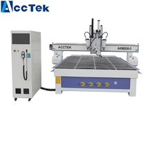 Hot sale Italy HSD spindle cnc router atc 3d wood cutting cnc for sale