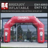 Outdoor Inflatable Advertising Arch