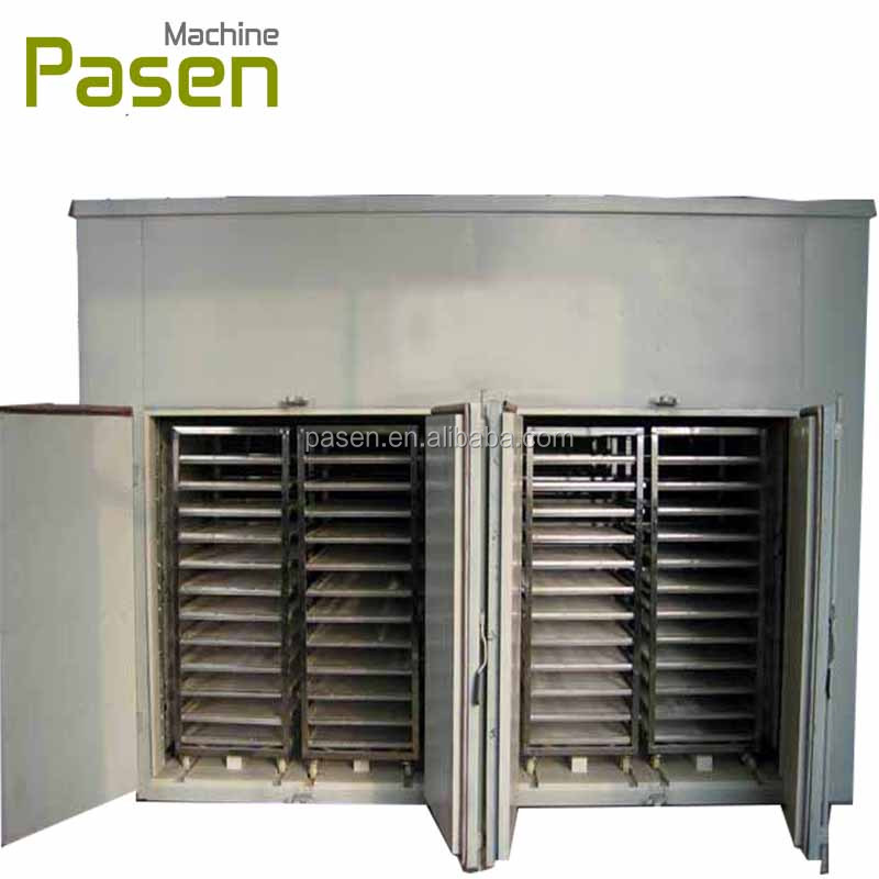 Electric Fish Drying Oven / Vegetable Dehydrate Machine / Pharmaceutical Tray Dryer