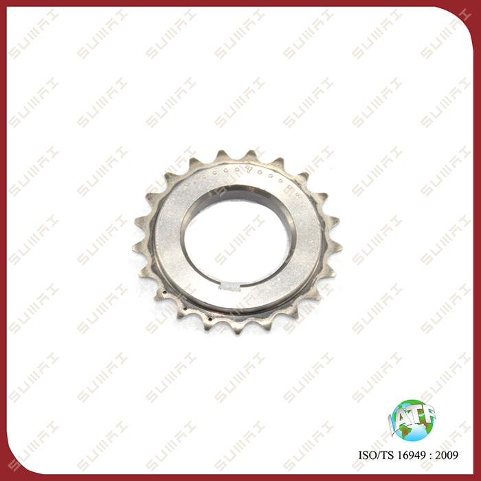 TG01010 automobiles spare parts timing gear sprocket OE No.:1600520103/FEBI: 31141