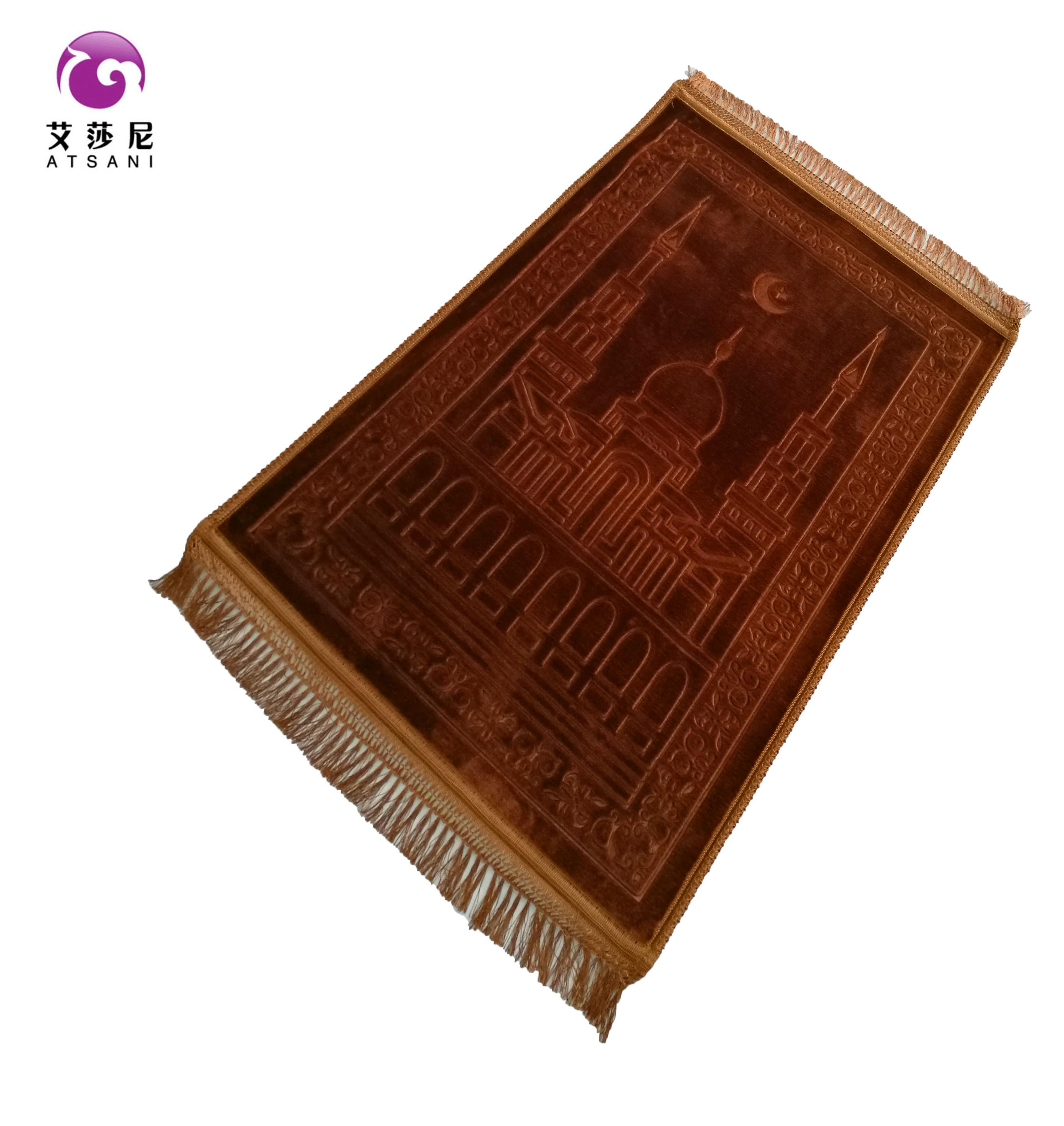 turkey mosque foldable kilim sejadah prayer mat