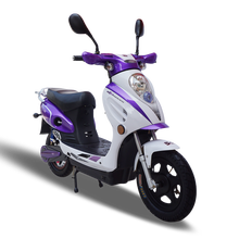 China Factory Competitive Price 450W 30~35km/h Electric bike/Electric scooter with pedals--MiLG scooter for adult